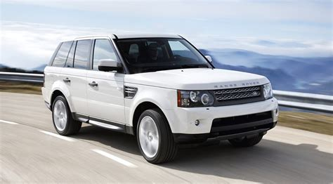 range rover sport tdv  review car magazine