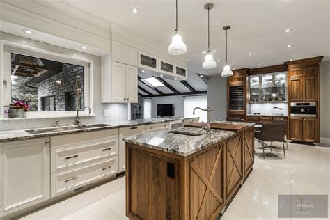 cuisine de reve armoires meubles intégrés et architecturaux ébénisterie