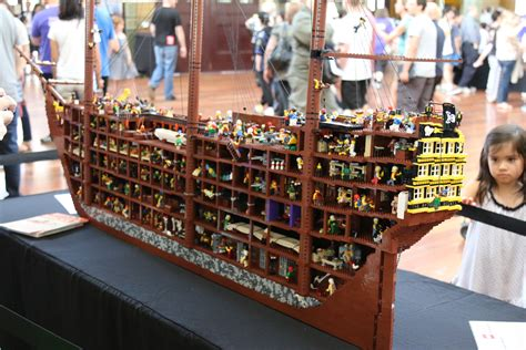 Day Out At Brickvention 2015