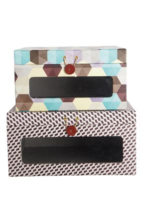 House Doctor Boxen by House Doctor Box Geometric
