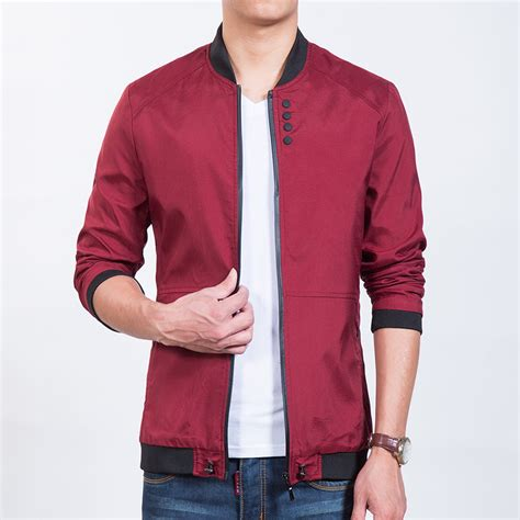 Popular Mens Red Jacket-Buy Cheap Mens Red Jacket lots from China Mens Red Jacket suppliers on ...