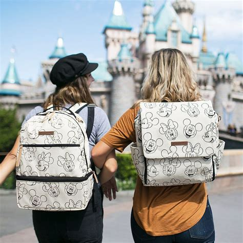 Mickey and Minnie Mouse Axis Sketch Backpack - Petunia ...