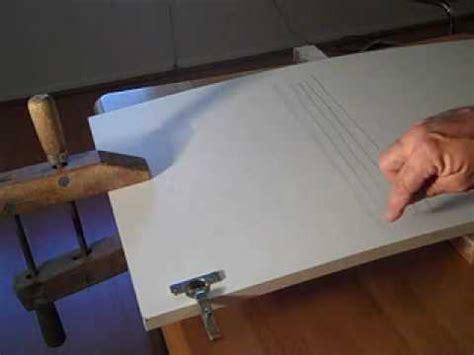 fix  warped cabinet door youtube