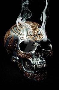 Celtic Skull by el-larso on DeviantArt