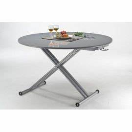 Table Basse Grise Pas Cher : table basse ronde pas cher table basse pas cher maisonjoffrois ~ Teatrodelosmanantiales.com Idées de Décoration