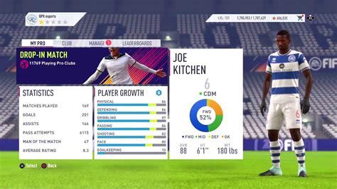 18 Best Speedy Tips Images Fifa 18 Pro Clubs Best Cdm Build Tips