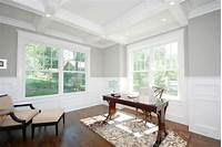 home office colors Paint Your Home Office For Success: Match Your Wall Color ...