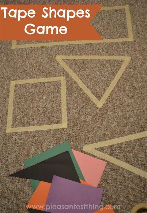 Shape Game Preschool