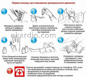 Механизм повышения артериального давления при гипертонии