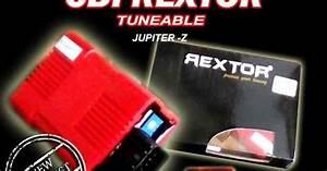 Cdi Rextor Tunable Yamaha Jupiter Z 110    Crypton Z 110