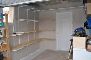 Etagere Murale Brico Depot : etagere garage brico depot source d inspiration etagere ~ Melissatoandfro.com Idées de Décoration