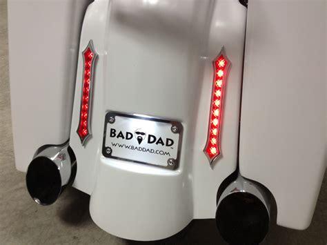 are led lights bad for baddad led rear light set for baggers sturgis com