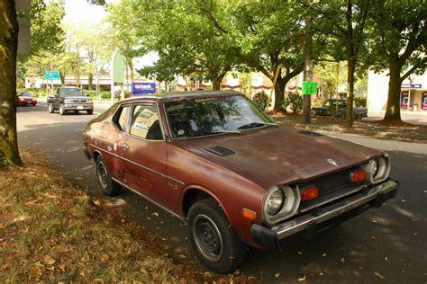 Datsun F10 by Parked Cars 1976 Datsun F10 Hatchback