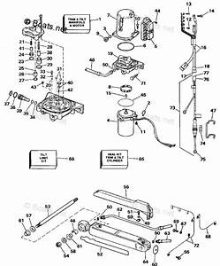 Omc Sterndrive Parts 3 0 Liter Oem Parts Diagram For Power