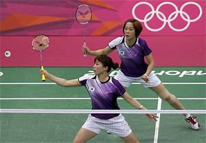 8 badminton players tossed from Olympic doubles - Toledo Blade