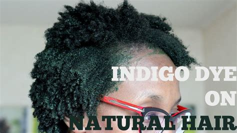 Dye Your Natural Hair Jet Black Henna And Indigo Youtube