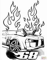 Wheels Colorear Pontiac G8 Dibujos Dibujo Coloring sketch template