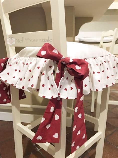 cuscini  sedie  stile romantico nellessenziale