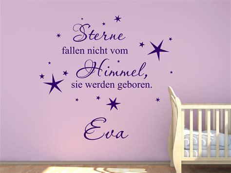 Wandtattoo Kinderzimmer Sprüche by S 252 223 Es Wandtattoo Sterne Fallen Nicht Vom Himmel