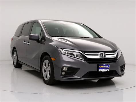 Your mileage will vary depending on how you drive and maintain your vehicle, driving conditions and other factors. Used 2019 Honda Odyssey for Sale