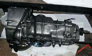 1963 Vw Volkswagen Bug Beetle Rear Axel Transaxle