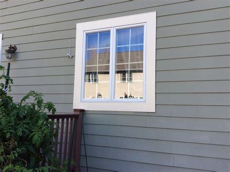 Window And Door Trim Replacement  Monk's Home Improvements