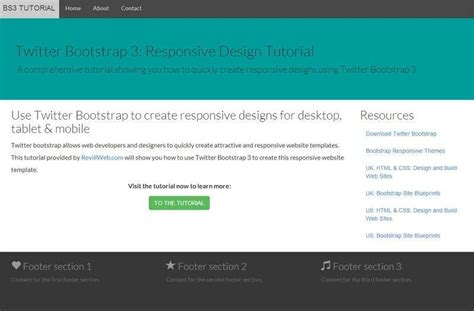 How To Install Bootstrap Template by The Best Free Bootstrap Tutorials