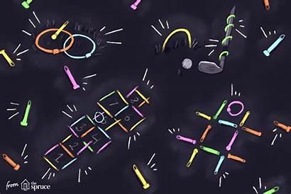 Glow Games Party Stick Dark Strip Ct