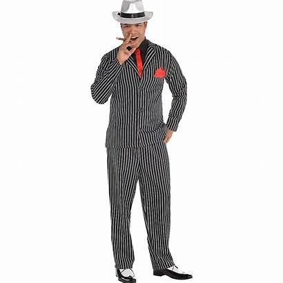 Boss Mob Costume Costumes Adult Flapper Party