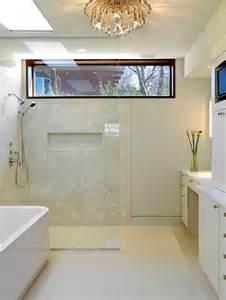 Bathroom Window above Shower