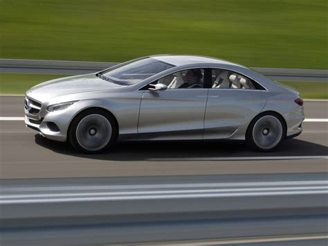 2018 Mercedes Benz F800 Style Concept 4 Wallpapers