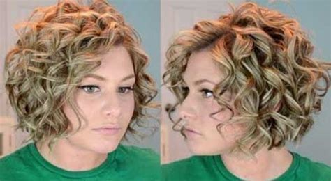 New Short Curly Hairstyles For Girls   Jere Haircuts