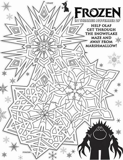 Frozen Coloring Disney Pages Poster Books Activity