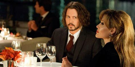 Why Did Johnny Depp Turn Down Mr. And Mrs. Smith?   TheThings
