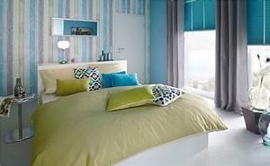 tapeten furs schlafzimmer bei hornbach With balkon teppich mit tapeten für schlafzimmer bilder