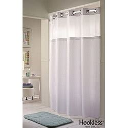 25 best ideas about hookless shower curtain on