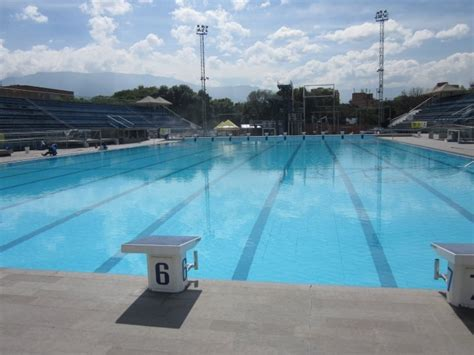 Best Swimming Pool In Medellin Colombia Atanasio Girardot