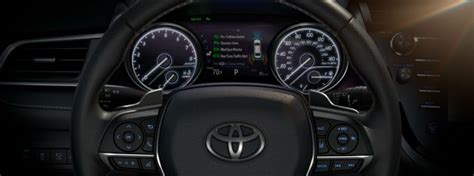 customize  toyota multi information display
