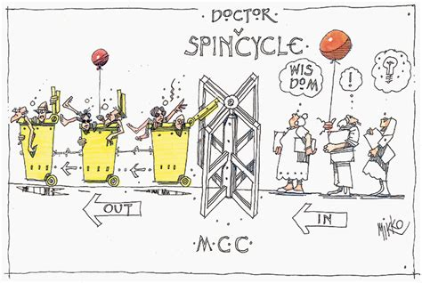 Revolving Door For Spin Doctors  Cbd News