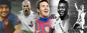 The Top 10 best football players ever of all time