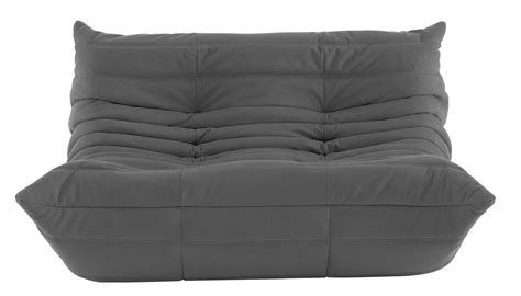 Wood Sofa Bed by Ligne Roset Togo 2 Seater Sofa