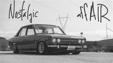 Datsun 510 Performance by Nostalgic Affair Datsun 510 Airlift Performance