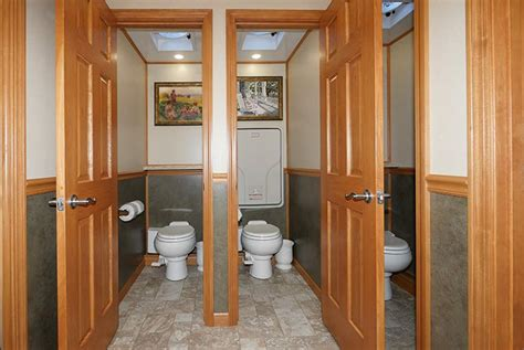 country club restroom trailer  callahead
