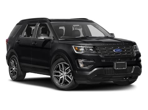 2017 Ford Explorer Sport by New 2017 Ford Explorer Sport Sport Utility In Tomball