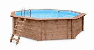 Pool Aus Holz : garten holzpool schwimmbecken swimmingpool 8 eck gartenpool inkl treppe vom ~ Frokenaadalensverden.com Haus und Dekorationen