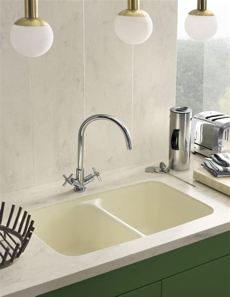 DuPont? Corian® Ready Made Kitchen Sinks   e architect