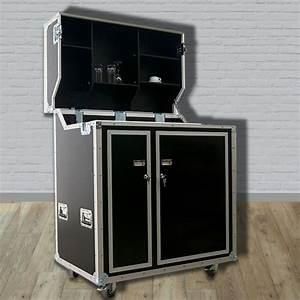 Pro Art Kitcase : kitcase pro art kofferk che mit ohne sp le die mobile k che im flightcase auf rollen ~ Markanthonyermac.com Haus und Dekorationen