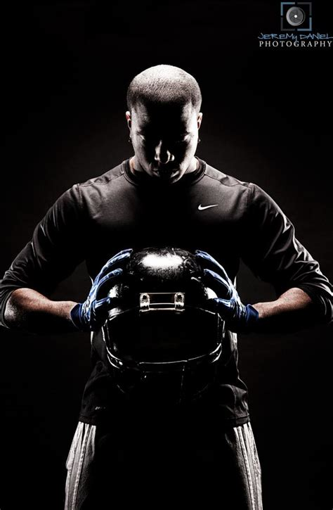 Marquise Moses Football Shoot - May 2012 | Football senior ...