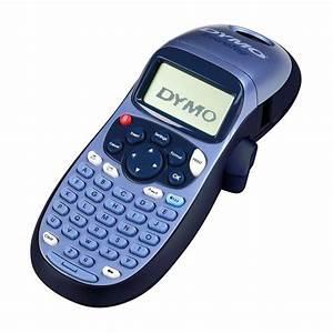 Dymo letratag lt 100h thermal label printer s0883980 for Dymo custom labels