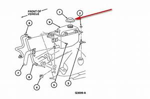 2001 Ford Taurus Radiator Hose Diagram